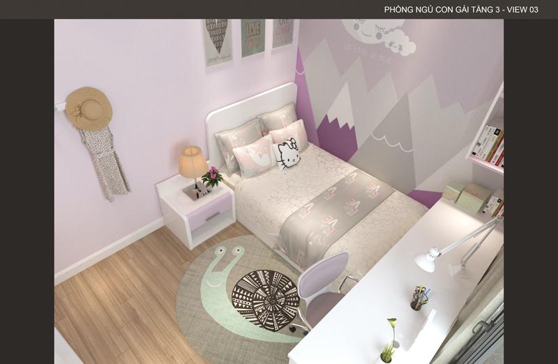 Sắp xếp bố cục hài hòa, hợp lý là tiêu chí hàng đầu trong thiết kế nội thất phòng ngủ