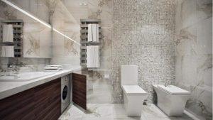 Thiết kế phòng tắm theo phong cách hiện đại