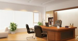 Làm gì để thiết kế nội thất phòng giám đốc sang trọng?