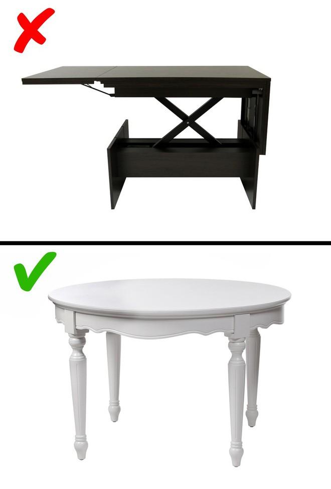 Thiết kế nội thất đẹp & Những điều nên tránh khi thiết kế nội thất
