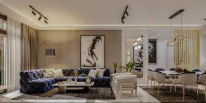 Phong cách thiết kế nội thất Luxury là gì?